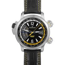 Jaeger-LeCoultre Master Compressor W-Alarm 46 Valentino Rossi...