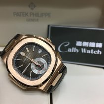 Patek Philippe Cally - Discontinued 5980R-001 Nautilus RG...