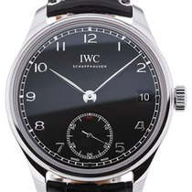 IWC Portuguese 43 Hand Wound Eight Days
