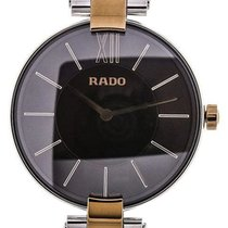 Rado Coupole Bi-Colour Schwarz