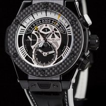 Hublot Unico Bi-Retrograde Ceramic Carbon Juventus Football