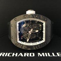 Richard Mille RM055 BUBBA WATSON White Legend RM55
