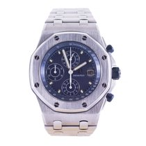 Audemars Piguet Royal Oak Offshore Chronograph Stainless Steel...