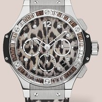 Hublot Big Bang 41mm Leopard · Steel Snow 341.SX.7717.NR.1977