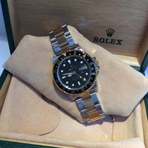 Rolex Gents GMT Master Ii