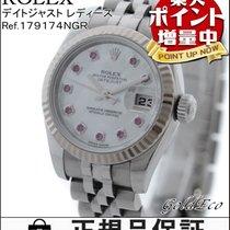 ロレックス (Rolex)  【ロレックス】デイトジャスト レディース 腕時計 179174NGRSS×K18WG コンビ ...