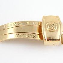 Franck Muller 18k Rose Gold folding clasp / deployant buckle...