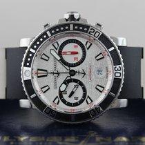 Ulysse Nardin Maxi Marine Diver Chronograph - 8003-102-3/916