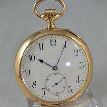 IWC Taschenuhr Lepine, 14ct. rosegold, Bj. ca. 1900