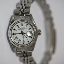 Rolex OYSTER PERPETUAL DATE – Women's wrist watch – 1990s