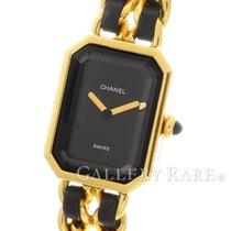 Chanel Première Gold Tone Quartz 20MM