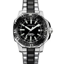Versace DIVER 200M St.Steel & Ceramic 44MM