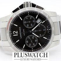 Longines CONQUEST L2.744.4.56.7 41MM 2014 2656