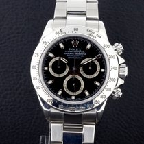 Rolex DAYTONA REF 116520 BLACK B/P