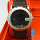 Gucci i 101m Stainless Steel G Day & Date