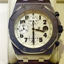 "Audemars Piguet OFF SHORE ACCIAIO "" SAFARI"" ITALIANO"