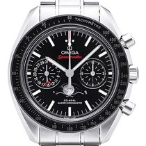 Omega Speedmaster Moonwatch Mondphase Co-Axial 304.30.44.52.01...