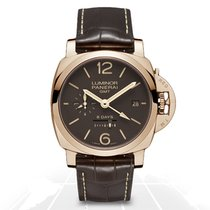 Panerai Luminor 1950 8 Days GMT ORO ROSSO - PAM00576