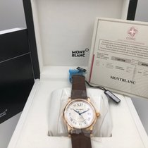 Montblanc Star Red NEW FULL SET  Gold XL Automatic