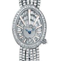 Breguet Brequet Reine de Naples 8978 18K White Gold &...
