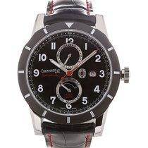 Eberhard & Co. Tazio Nuvolari 45 Date GMT L.E.