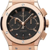 Hublot 521.OX.1180.LR Classic Fusion Chronograph in Rose Gold...