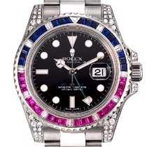 Ρολεξ (Rolex) Rolex GMT MASTER II DIAMOND 	16700
