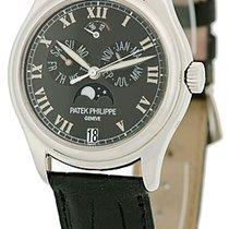 """Patek Philippe Gent's Platinum  Ref # 5056-P """"Annual..."""