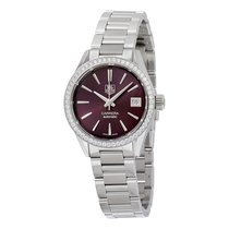 TAG Heuer Carrera 28mm Date Automatic Ladies Watch Ref...
