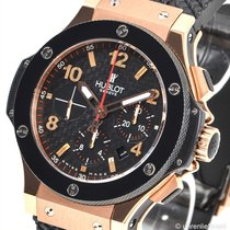 Hublot Big Bang 44 mm 301.PB.131.RX Box/Papiere 2007 TOP