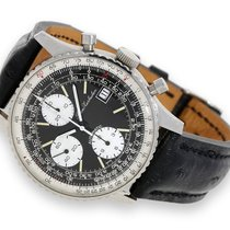 Wristwatch very rare vintage Navitimer Chronograph Valjoux...