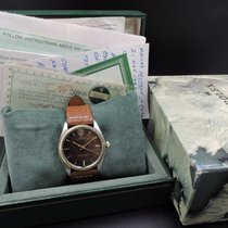 Rolex OYSTER PERPETUAL 1005 Original Tropical Gilt with Full...