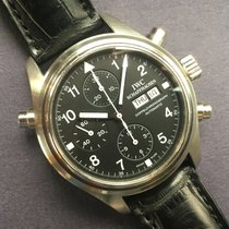 IWC 2003 Doppelchronograph 3713 Rattrapante Box And Papers