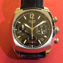Heuer Monza by Tag Heuer Chronograph Automatic con Box