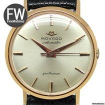 Movado Gentleman Clasic Gold