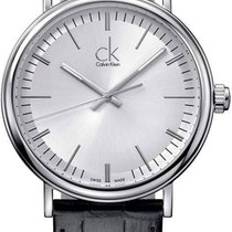 ck Calvin Klein Herrenuhr Surround K3W211C6
