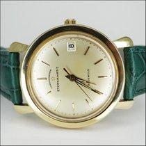 Eterna-Matic Chronometer 750er Gold 60er Jahre