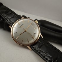 Longines carica manualecal. 281  ref. 7523 oro rosa 18kt