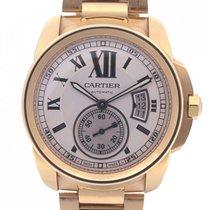 Cartier Calibre de Cartier pink gold  W7100018