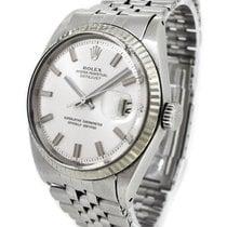 ロレックス (Rolex) 18K White Gold / SS Oyster Perpetual Datejust...