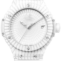 Hublot Big Bang Caviar 41mm 346.hx.2800.rw White Caviar