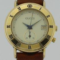 Gucci Vintage Gold Plated Quartz 3800L Lady