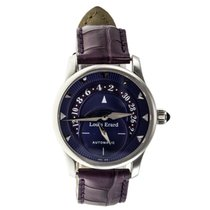 Louis Erard 92600AA07 Emotion Automatic Purple Dial Ladies Luxury