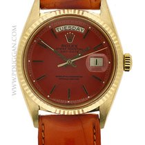 Rolex vintage 1959 18k yellow gold Gent's Day-Date