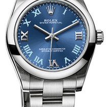 Rolex Oyster 31mm Blue Azzuro