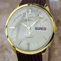 Longines Admiral Swiss Made Automatic Gold Filled 1960s Mens...