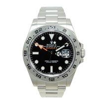 勞力士 (Rolex) Explorer II Stainless Steel Black Automatic 216570BK