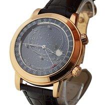 Patek Philippe 6102R-001 Celestial 6102R - Rose Gold on...