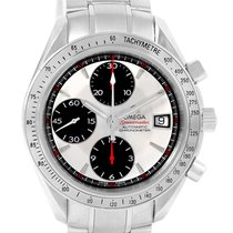 Omega Speedmaster Day Date Automatic Mens Watch 3211.31.00 Box...