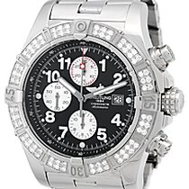 "Breitling ""Super Avenger"" Diamond Chronograph."